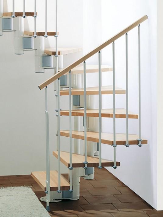 Prendre les mesures escalier