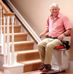 Faire installer son Monte-escaliers par le professionnel Stepcare